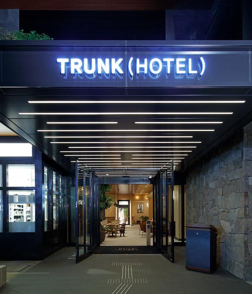 TRUNK(HOTEL)/ 渋谷