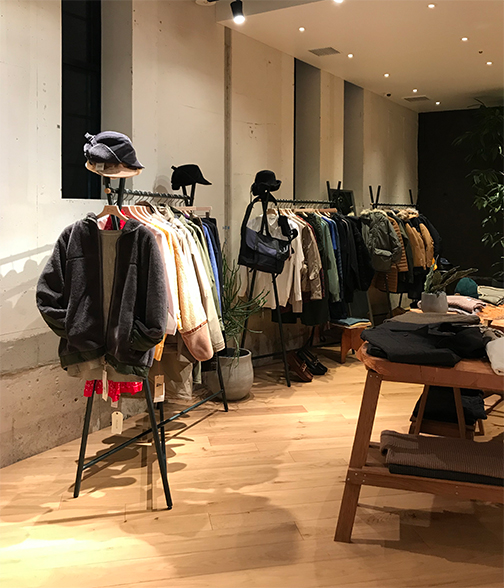 Pilgrim Surf+Supply / 新風館(京都)